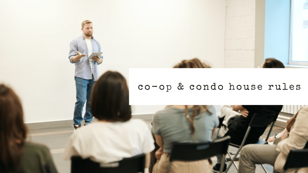Harlem Co-op & Condo House Rules What Unit Owners Need to Know - article banner